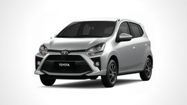 Facelifted Toyota Wigo available for P5,981 a month, accepts trade-in