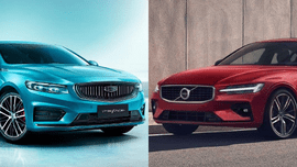 Here's a brief history of Geely and Volvo's 10-year partnership