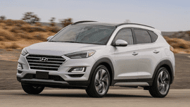 One week only: Buy a Hyundai Tucson under P1-million