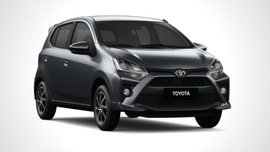 New Toyota Wigo available with under P6K monthly payment this September