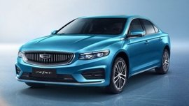 2021 Geely Xing Rui is the best that the automaker can offer
