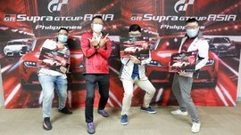 Meet Team Philippines bound to compete in GR Supra GT Cup Asia