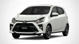 New 2021 Toyota Wigo still available with P6K monthly this October