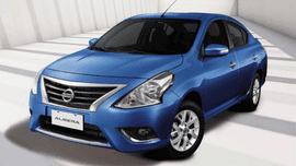 Base Nissan Almera MT is the cheapest Japanese car this October at under P500K