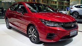 2021 Honda City RS coming soon, reservation now open