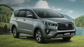 2021 Toyota Innova facelift debuts in Indonesia