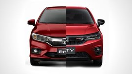 2021 Honda City Old vs New: Spot the differences