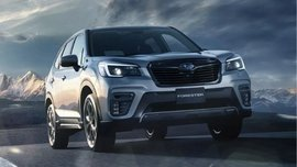 2021 Subaru Forester gets a turbocharged engine in Japan