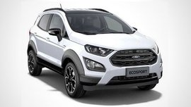 2021 Ford EcoSport Active to get rugged cosmetics upgrade