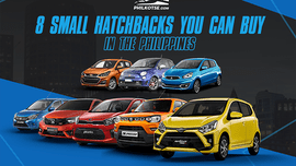 8 small hatchbacks you can buy in the Philippines in 2020