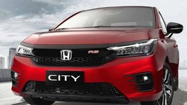 All-new 2021 Honda City RS already available with low DP promo