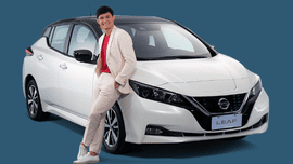 Matteo Guidicelli is Nissan PH's newest brand ambassador