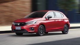 2021 Honda City hatchback debuts in Thailand. Is the Philippines next?