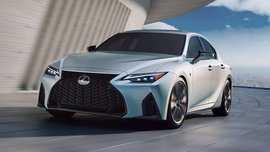 Lexus PH launches facelifted, track-tuned IS sedan for 2021