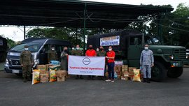 Nissan Philippines joins relief efforts for typhoon victims