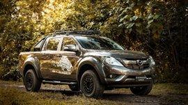 Mazda PH hopes to raise awareness with BT-50 4x4 Pangolin Edition