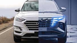 2021 Hyundai Tucson Old vs New: Spot the differences