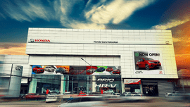 Honda Cars PH opens new full-service dealership in Kalookan