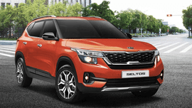 Kia Seltos available with P80K cash discount this month