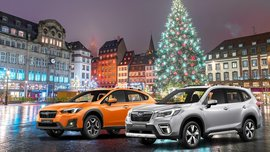 2020 Subaru Forester, XV available with MIAS-exclusive deals