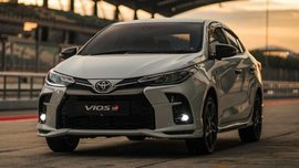 2021 Toyota Vios GR-S is the official sporty sedan we want locally