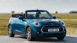 Mini Convertible Sidewalk Edition now in PH, retails at P3.4M