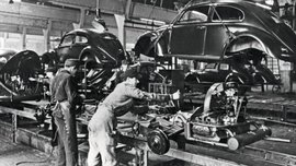 Brief history of first Volkswagen Beetle to roll off production 75 years ago