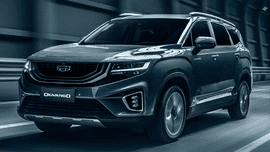 2021 Okavango is a problem – good for Geely, bad for others