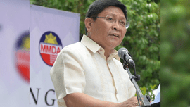 MMDA Chairman Danilo Lim passes away