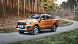 Ford Ranger available now with downpayment as low as P88K