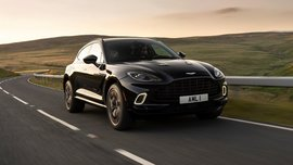 Aston Martin DBX SUV is coming to the Philippines
