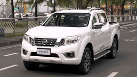 Nissan Navara available for as low as P10K monthly this month