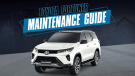 Toyota Fortuner Maintenance: How much does it cost to own one?
