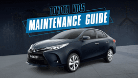 Toyota Vios Maintenance: How much does it cost to own one?