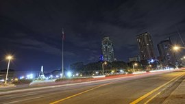 MMDA wants street lamps fixed along major thoroughfares