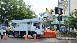 MMDA announces lane closures on 19 Metro Manila intersections