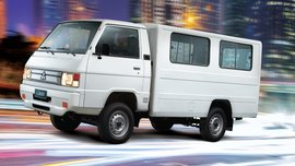 Mitsubishi PH delivers 128 units of L300 to transportation company