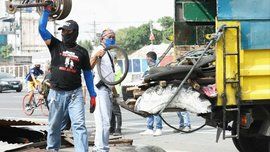 DILG extends road-clearing operations deadline to February 15