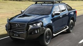Tougher Mazda BT-50 is coming, but will it rival the Ranger Raptor?