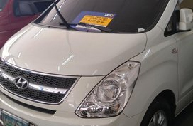 2011 Hyundai G.starex for sale in Metro Manila