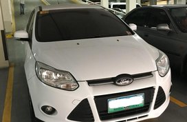 2014 Ford Focus St Gasoline Automatic