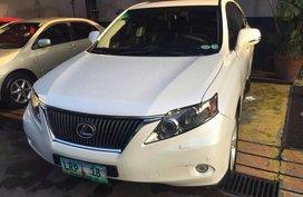 Lexus Rx 350 2014 Automatic Gasoline P1,590,000