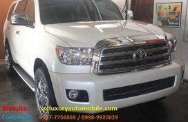 Toyota Sequoia 2016 Automatic Gasoline P4,980,000