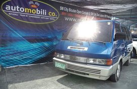 Nissan Vanette 1998 Diesel Manual Blue