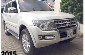 2015 Mitsubishi Pajero Manual Diesel well maintained