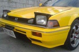 Honda prelude 2 door