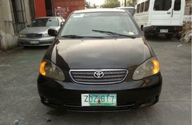 Toyota Altezza 2006 Gasoline Manual Black