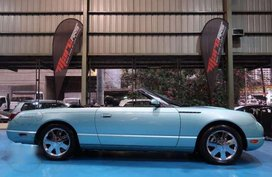 2002 Ford THUNDERBIRD Convertible RUSH Mustang Camaro Benz SLK BMW z4