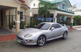 Mitsubishi FTO sports car RUSH RUSH