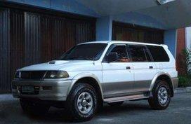 Mitsubishi Montero 4WD Diesel Automatic Transmission